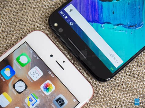 apple iphone 6s plus vs motorola moto x call quality battery and conclusion phonearena