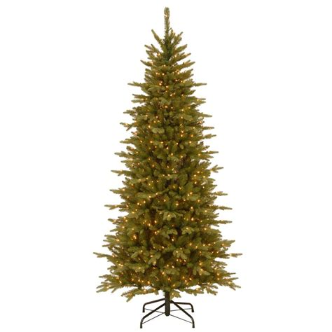 national tree company 7 5 ft sierra spruce artificial