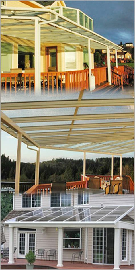 Patio Covers Seattle Patio Covers What You Need To