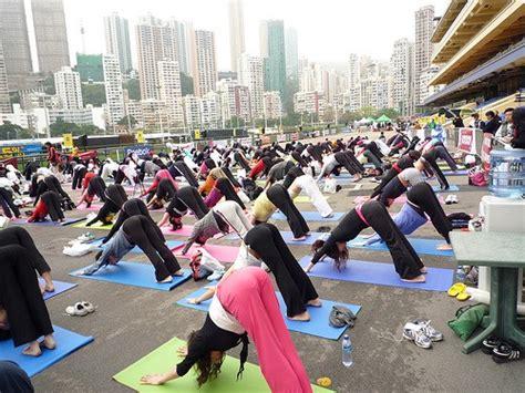 Jade Mat Hong Kong by Hong Kong Yogathon 2011 Sassy Hong Kong