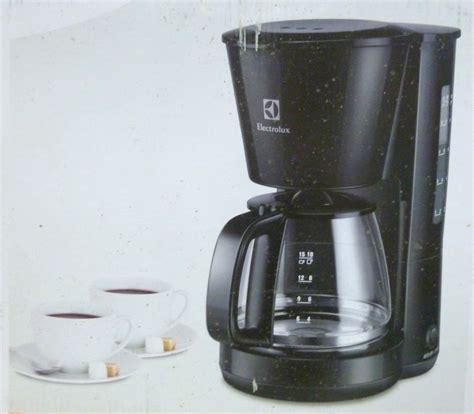 Coffee Maker Electrolux Ecm 1250 electrolux 10 15 cups coffee maker cebu appliance center