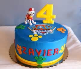 Paw patrol birthday party mommy a z