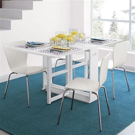 Span White Gateleg Dining Table Span White Gateleg Dining Table