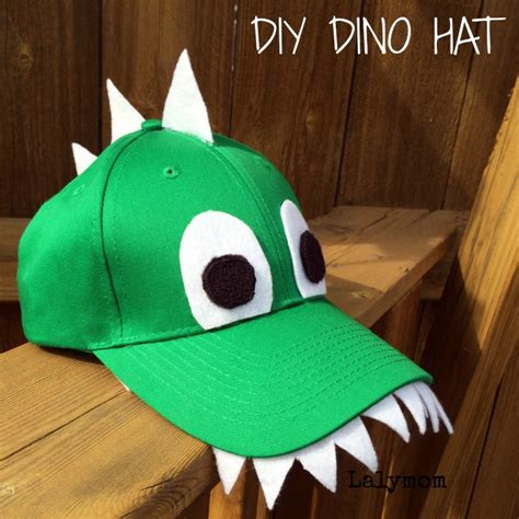 dinosaur crafts for kids diy dinosaur hat lalymom