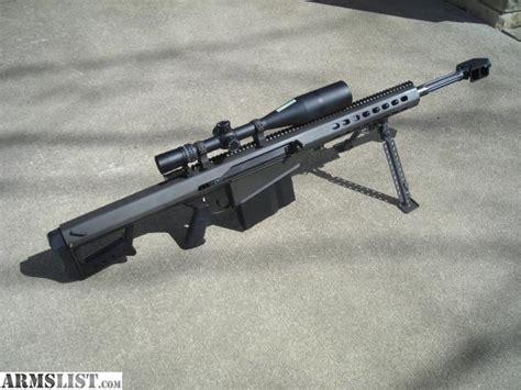 Barret 50 Bmg by Armslist For Sale Barrett M82a1 50bmg