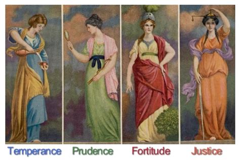 by fortitude and prudence books 115 intro to four cardinal virtues virtues part 1