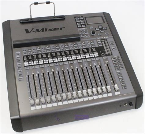 mixer console roland m 200i v mixer live mixing console with