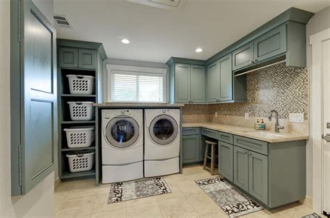 kitchen and laundry room designs traditional laundry room with limestone tile floors