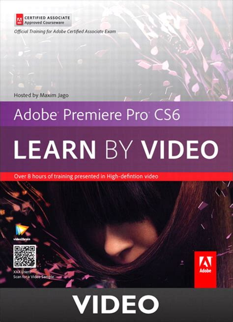 adobe premiere cs6 supported video formats adobe premiere pro cs6 learn by video core training in