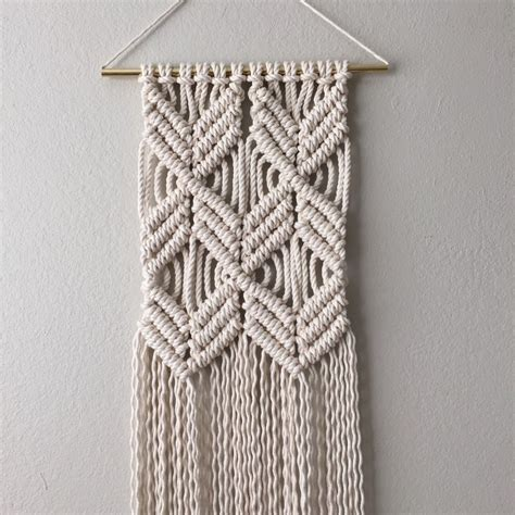 Macrame Diy - macrame patterns macrame pattern macrame wall hanging
