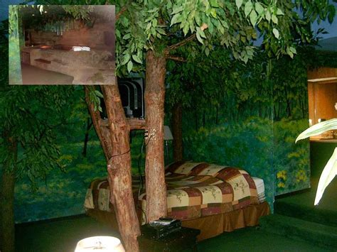 rainforest bedroom wisconsin dells theme room madison fantasy suites