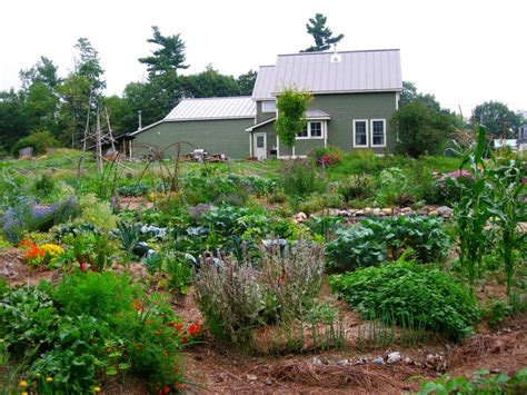 Permaculture Backyard by Presentation On Permaculture Boothbay Register