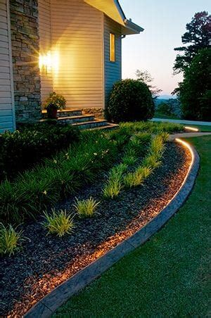 landscape rope lighting outdoor lighting projects using linear lights birddog