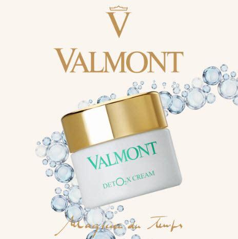 Valmont Detox by Jesienna Pielęgnacja Z Kremem Valmont Detox