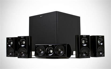 klipsch hd theater 600 home theater system mikeshouts