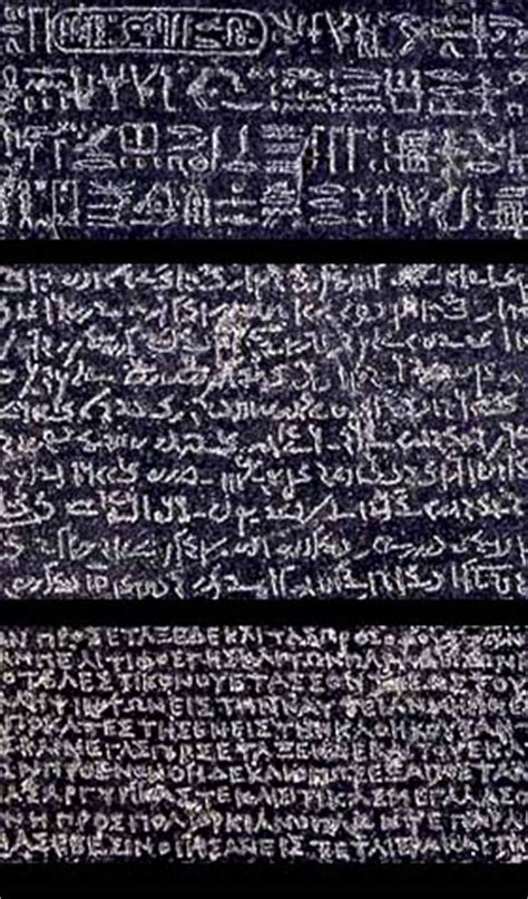 rosetta stone greek text ancient mediterranean and europe rosetta stone decoding