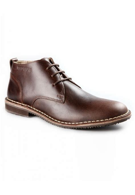 brown fomal casual leather shoes