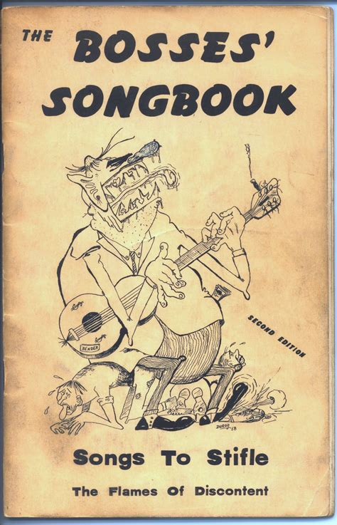 From Book To Song by The Bosses Songbook Field Trip South