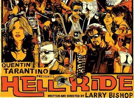 quentin tarantino  motosikletci filmi hell ride
