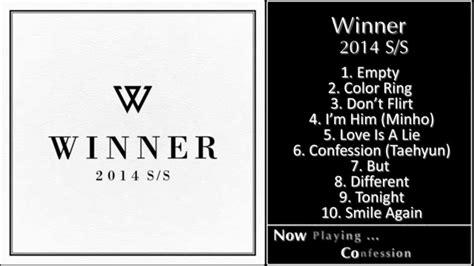 download full album winner mp3 full album winner 2014 s s vol 1 2014 youtube