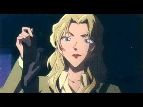 vermouth detective detective conan soundtrack conan vs vermouth youtube