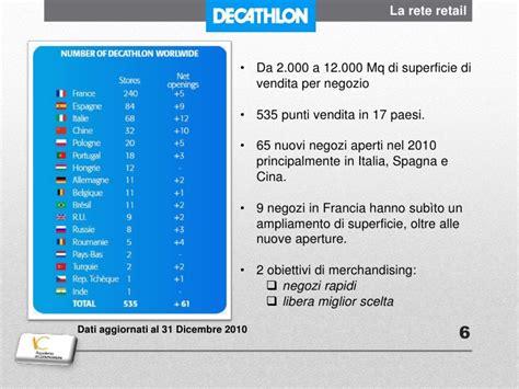 sede decathlon italia decathlon retail for sports ita