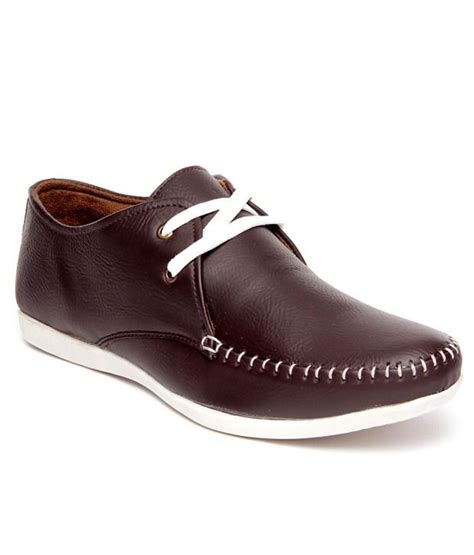 D Island Shoes Casual Brown shoe island brown casual shoes buy shoe island brown casual shoes at best prices in
