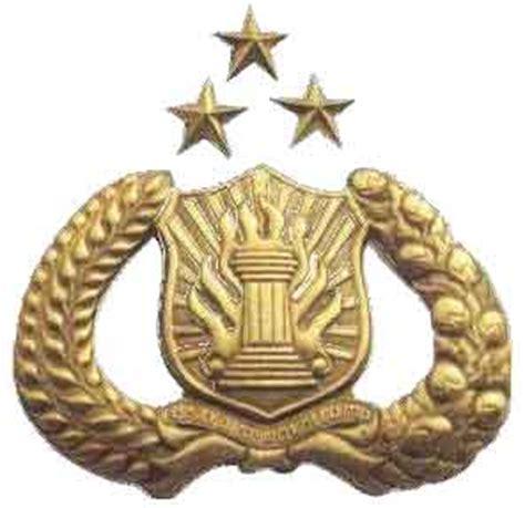 Bordiran Logo Simbol Militer Pisau arti lambang kepolisian republik indonesia polri kioslambang