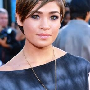 nicole mitchell short curly formal hairstyle dark behairstyles com pages 222 black hairs bridal