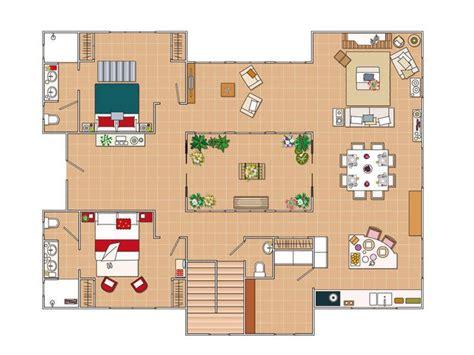 patio interior medidas planos de la casa patio y interiores