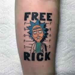 nice free rick and morty tattoo golfian com