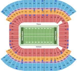 Nissan Stadium Capacity Nissan Stadium Tickets And Nissan Stadium Seating Chart