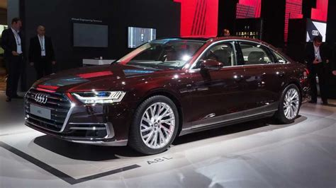 2020 Audi A8 L In Usa by 2019 Audi A8 L In Usa Review Review