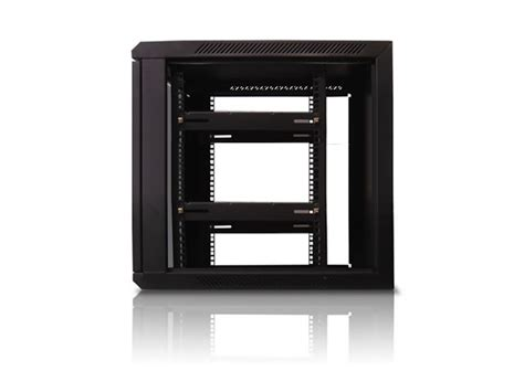 Rack Wallmount 15u D 600 19 quot d 17 7 quot 6u 9u 15u wall mount cabinet w lock i