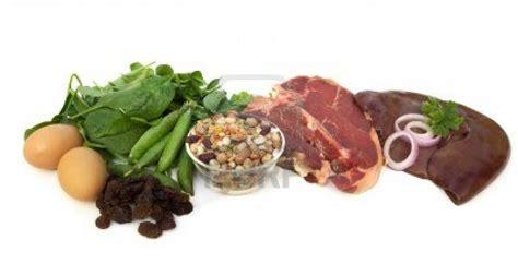 alimentos ricos en hierro la guia de las vitaminas