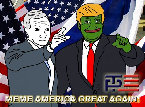 Trump Pepe Memes - normies ponder the inner meaning of pepe the frog saboteur365