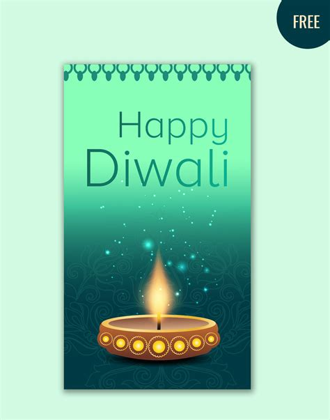 diwali greeting card template diwali greetings card