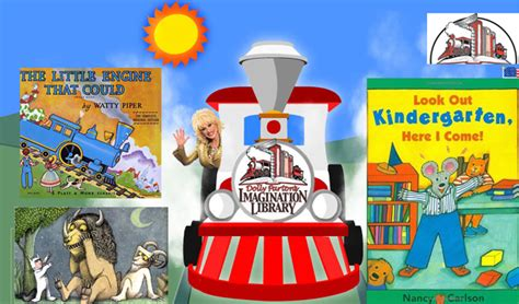 Dolly Parton's Imagination Library Chugs Into Flagler ... Library Flagler College
