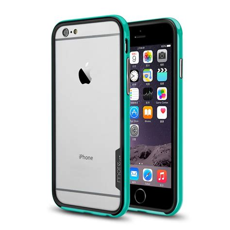Sparkling For Apple Iphone 6 6s Black more 174 slim line bumper black series for iphone 6 6s mint green official more 174
