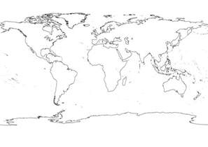 World Map Hd Outline by Black White World Map Julie World World Map Printable And Posts