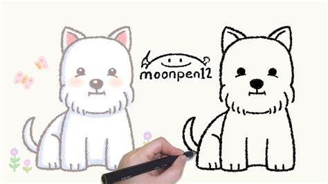 How To Draw A Westie