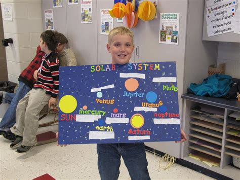 solar system projects for 3rd grade science fair page 2