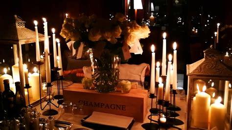 cena lume di candela roma 20 ottobre 2017 la prima cena a lume di candela