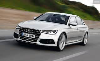 Audi Vehicles 2015 Fifth 2015 Audi A4 B9 Spied While Testing Indian