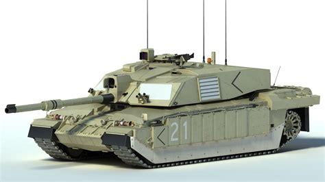 challenger 2 tank 3d challenger 2 mbt tank model