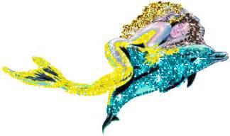 dolphins glitter gifs