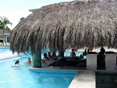 Newest Couples Resort Couples Negril Jamaica Swim Up Pool Bar Danelle Bailey
