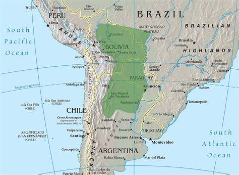 south america deforestation map gran chaco americano a forest in south america still
