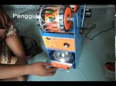 Mesin Sealer mesin cup sealer semi otomatis