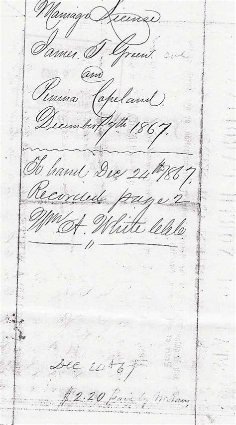 Warren County Marriage License Records Vital Records